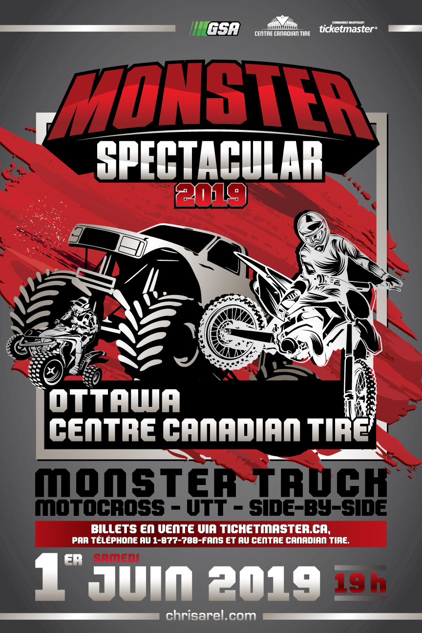 Monster Spectacular – Ottawa