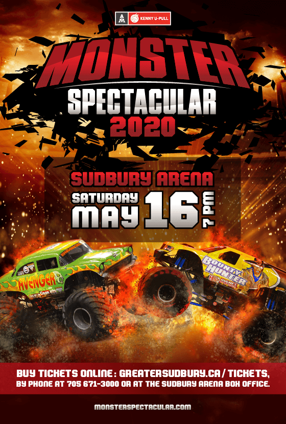 Monster Spectacular – Sudbury
