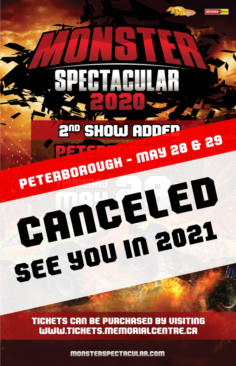 Monster Spectacular – Peterborough