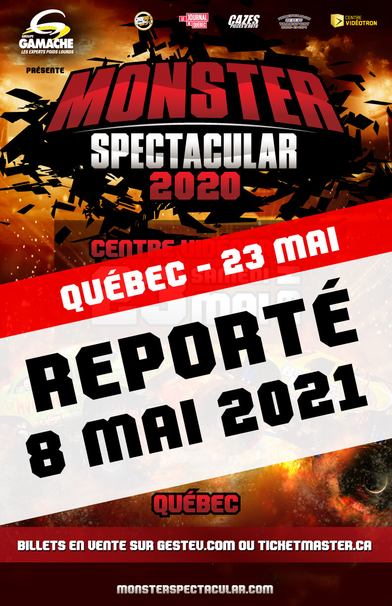 Monster Spectacular – Quebec