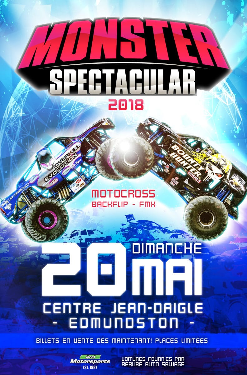 Monster Spectacular – Edmundston