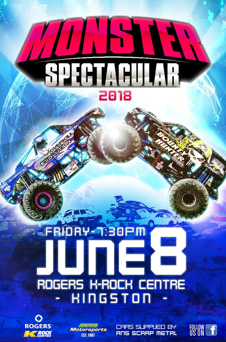 Monster Spectacular – Kingston