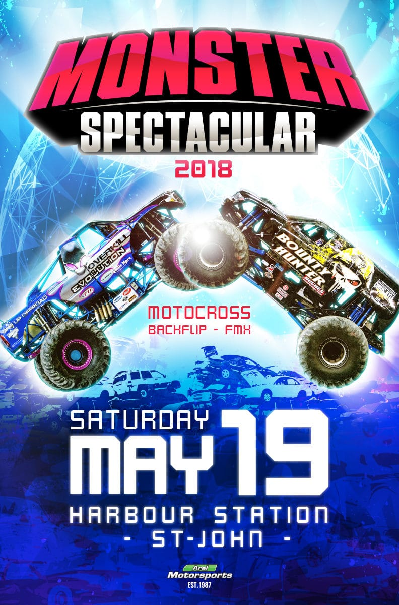 Monster Spectacular – Saint-John