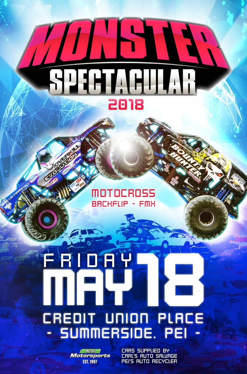 Monster Spectacular – Summerside