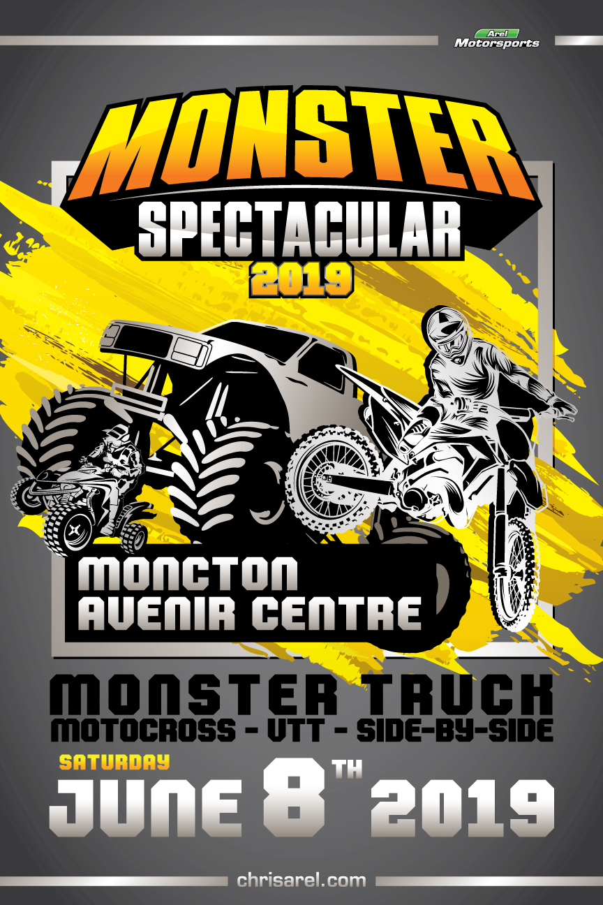 Monster Spectacular- Moncton